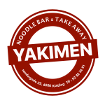 logo yakimen the noodle bar